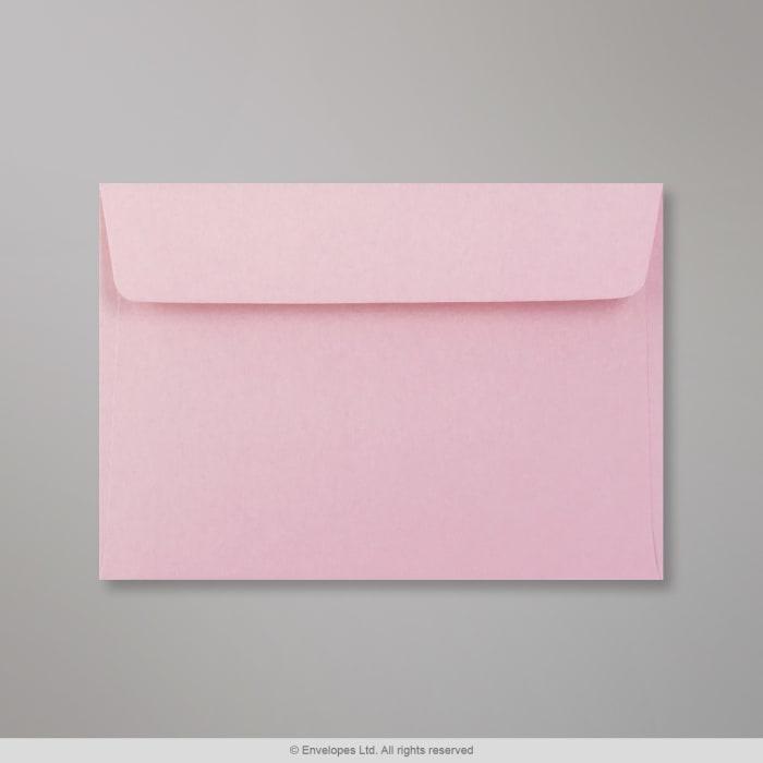 Clariana, haaleanvaaleanpunainen kirjekuori 114x162 mm (C6)