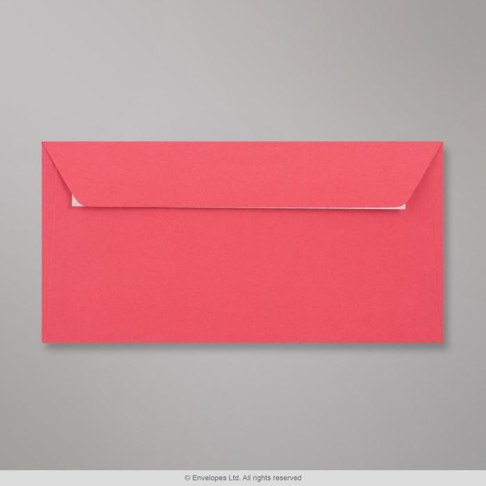 Lyserød Clariana-konvolut 110x220 mm (DL)