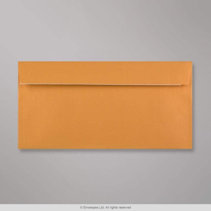 Enveloppe Clariana marron claire 110x220 mm (DL)