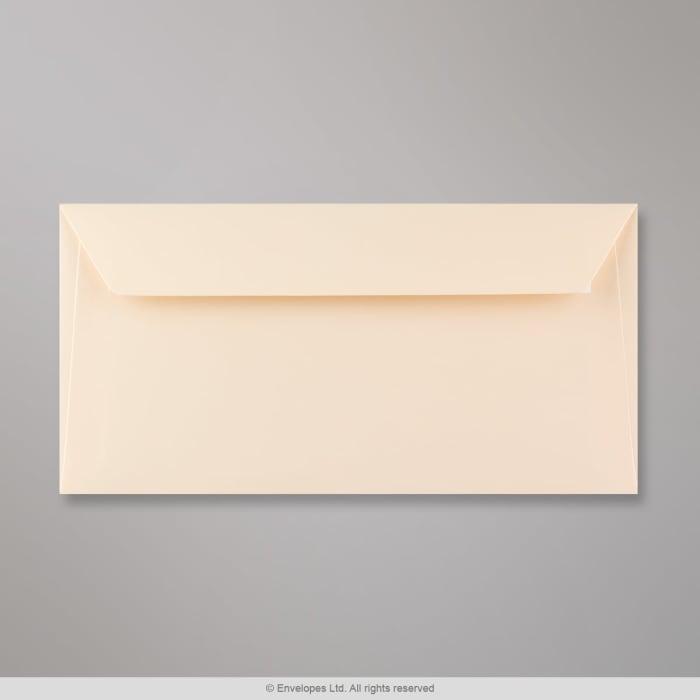 Clariana, magnolianvärinen kirjekuori 110x220 mm (DL)
