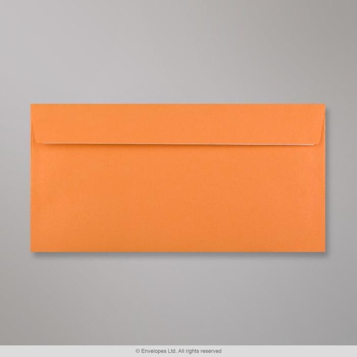 110x220 mm (DL) Clariana Mid Orange Envelope