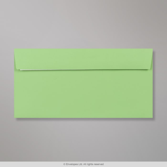 Svar grøn Clariana-konvolut 110x220 mm (DL)