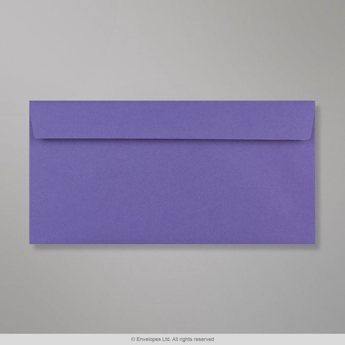 Enveloppe Clariana violette 110x220 mm (DL)