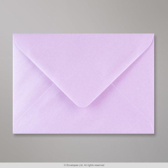 Sobre lila perlado de 114x162 mm (C6)