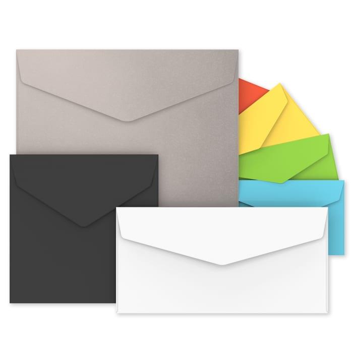 Enveloppes Patte Triangulaire Avec Bande Adhésive