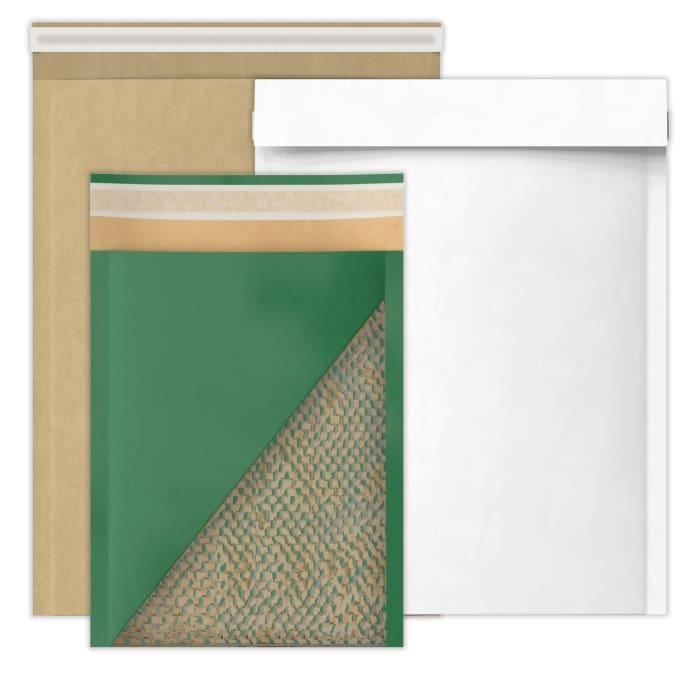 Obálka s ochranným papierovým vláknom