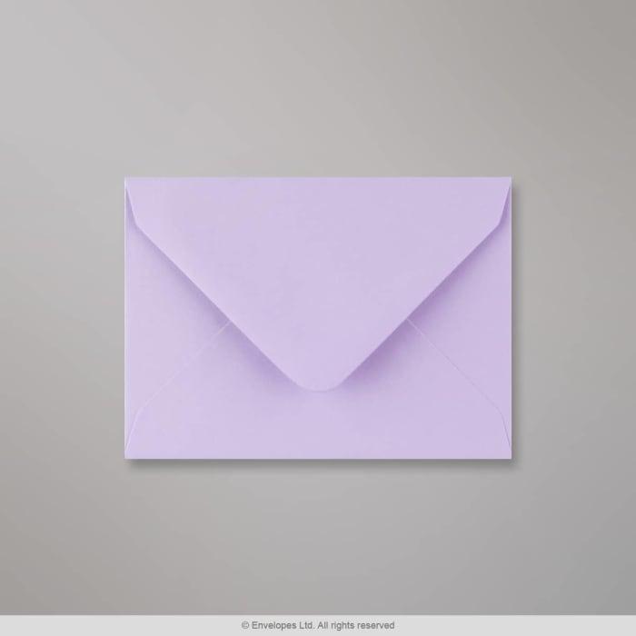 Enveloppe lilas 82x113 mm (C7)