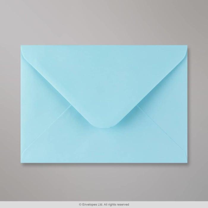 133x184 mm Pale Blue Envelope