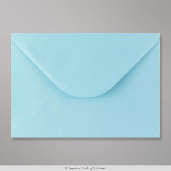 Enveloppe bleue pâle 162x229 mm (C5)