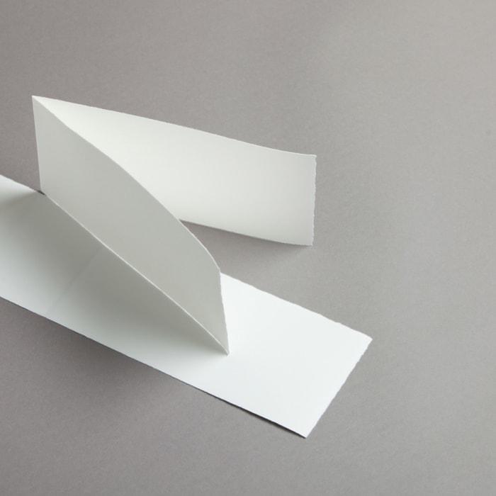 Cartes de papier d