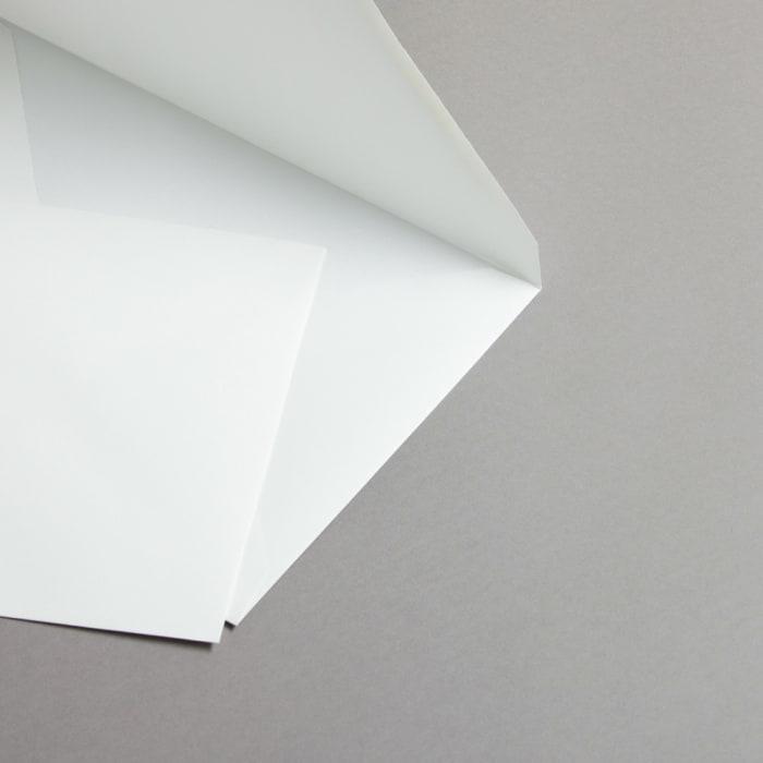 Buste in carta vergata bianco formato C4