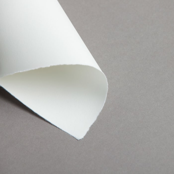 Handmade paper cards A6 single