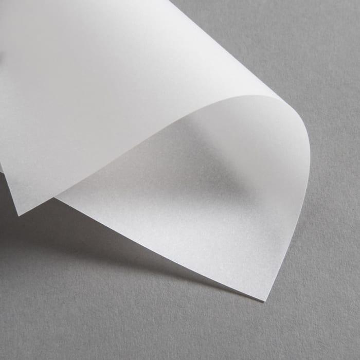Silopaperinen, läpinäkyvä, premium Din, A6, 180 gsm