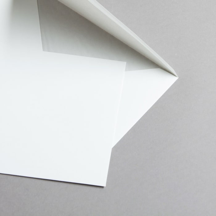 Opaline smooth lined envelopes C5 162x229 mm 110 Gsm