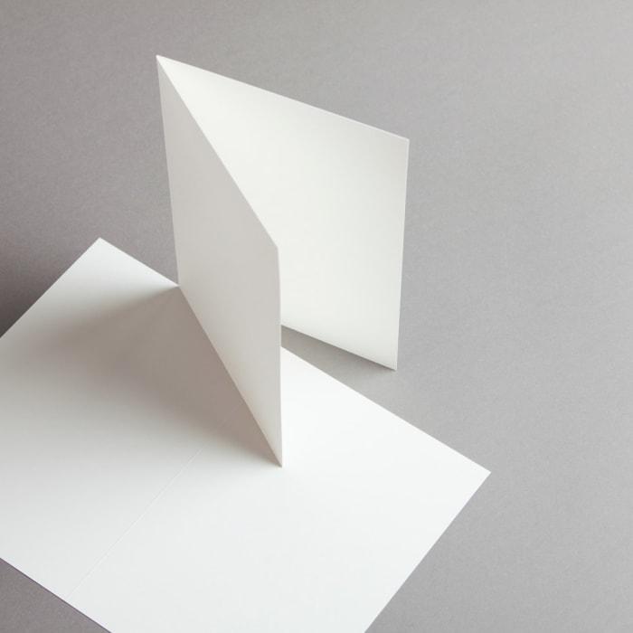 Opaline kartičky A5, polovičné skladanie (na výšku)
