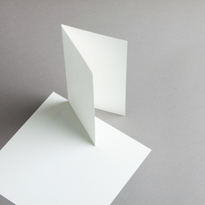 Opaline Cards 110x220 mm half fold portrait 260 Gsm