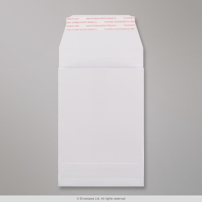 162x114x25 mm (C6) Biała pojemna koperta Post Marque