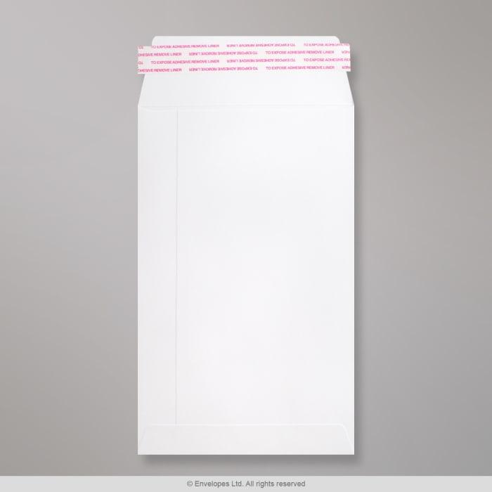 Weiße Post Marque Versandtasche 220x140 mm