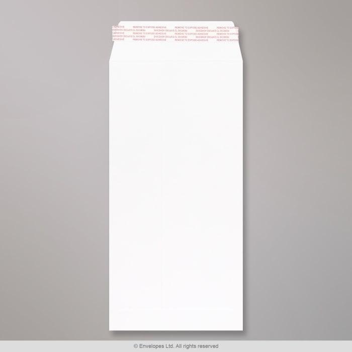 Enveloppe blanche 305x152 mm