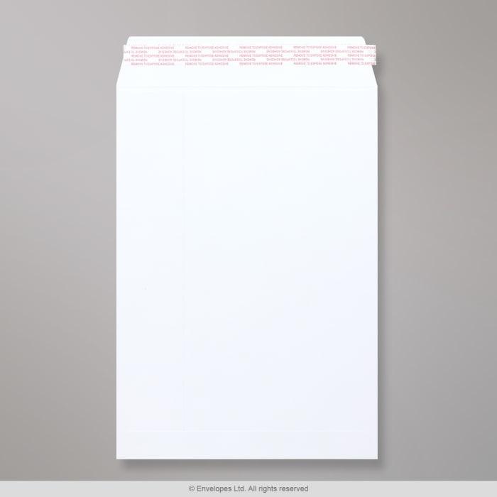 324x229 mm (C4) Biela obálka Post Marque