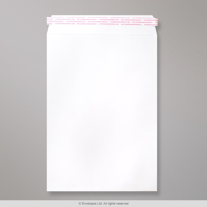 352x249 mm Wit Post Marque Envelop
