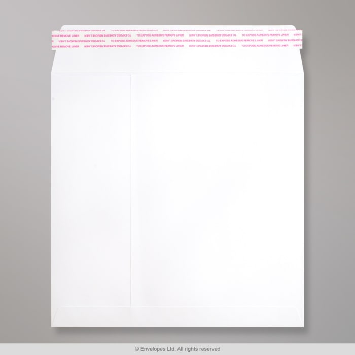 170x170 mm Biała koperta Post Marque