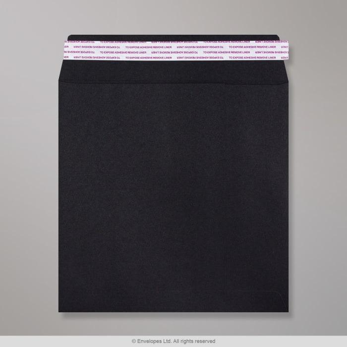 220x220 mm Busta Post Marque nera