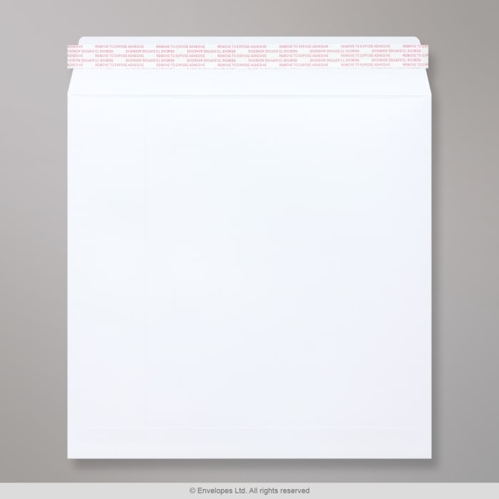 280x280 mm Wit Post Marque Envelop