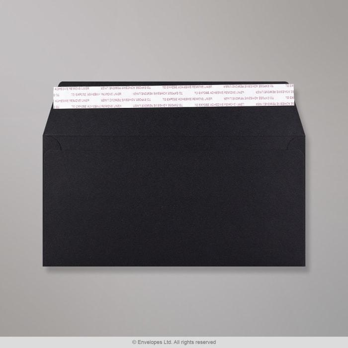 Sort konvolut 110x220 mm (DL)