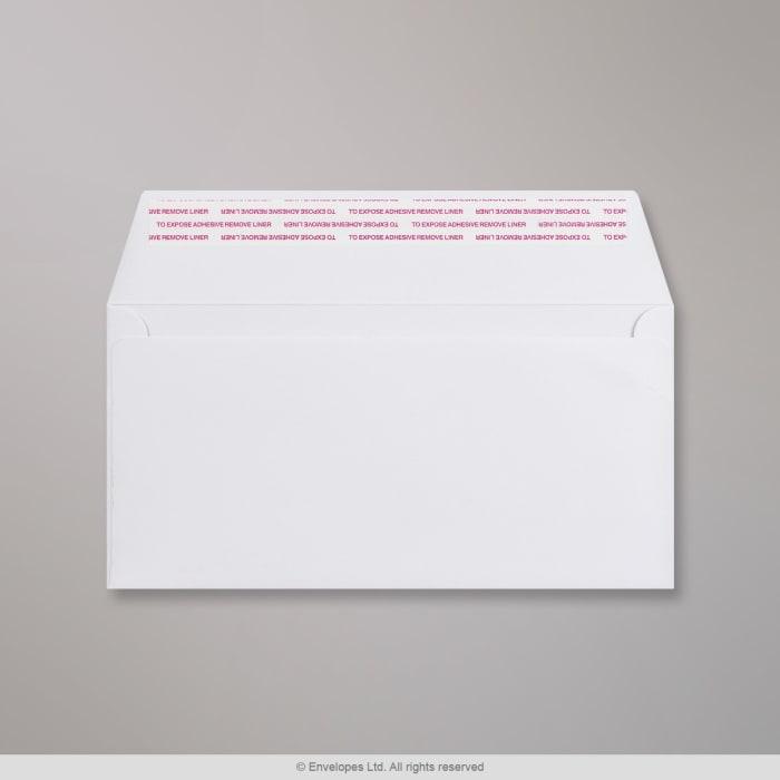 110x220 mm (DL) Wit Post Marque Envelop