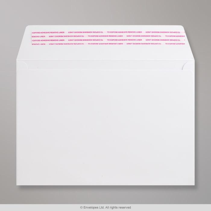 162x229 mm (C5) Busta bianca
