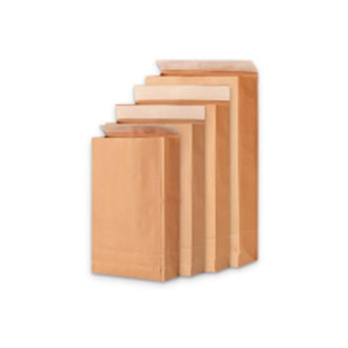 Buste in carta kraft a soffietto per spedizioni
