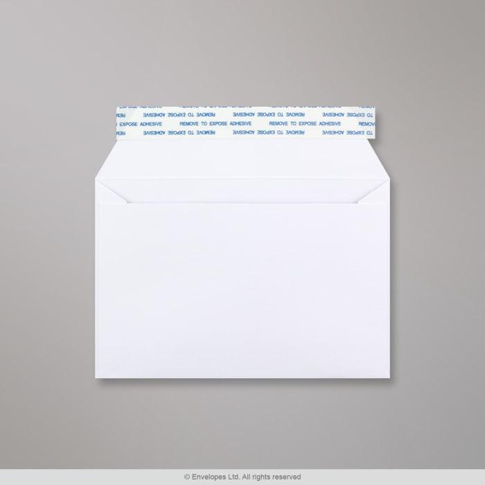 114x162 mm (C6) Witte Envelop