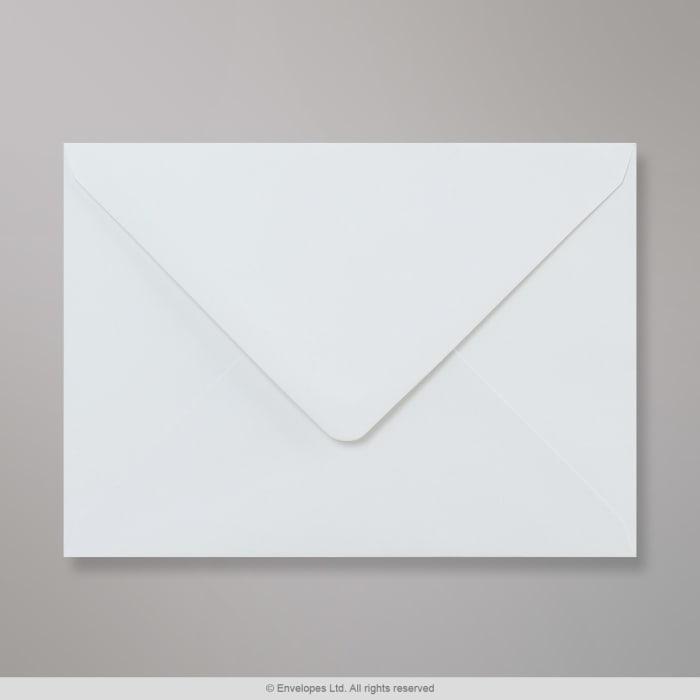 Enveloppe blanche recyclée 133x184 mm