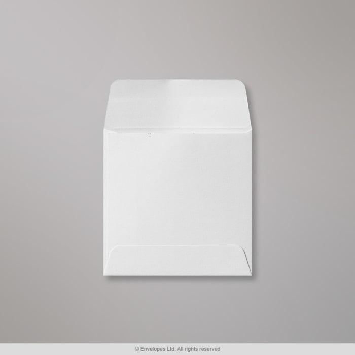 Valkoinen kirjekuori 60x60 mm