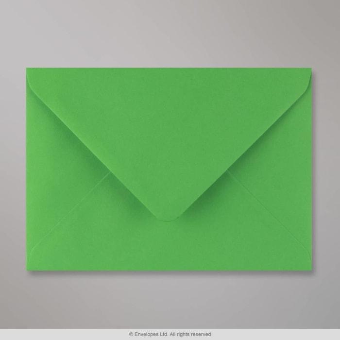 Enveloppe verte fougère 125x175 mm