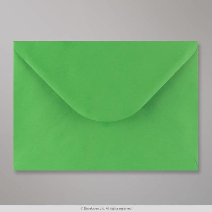 Enveloppe verte fougère 162x229 mm (C5)