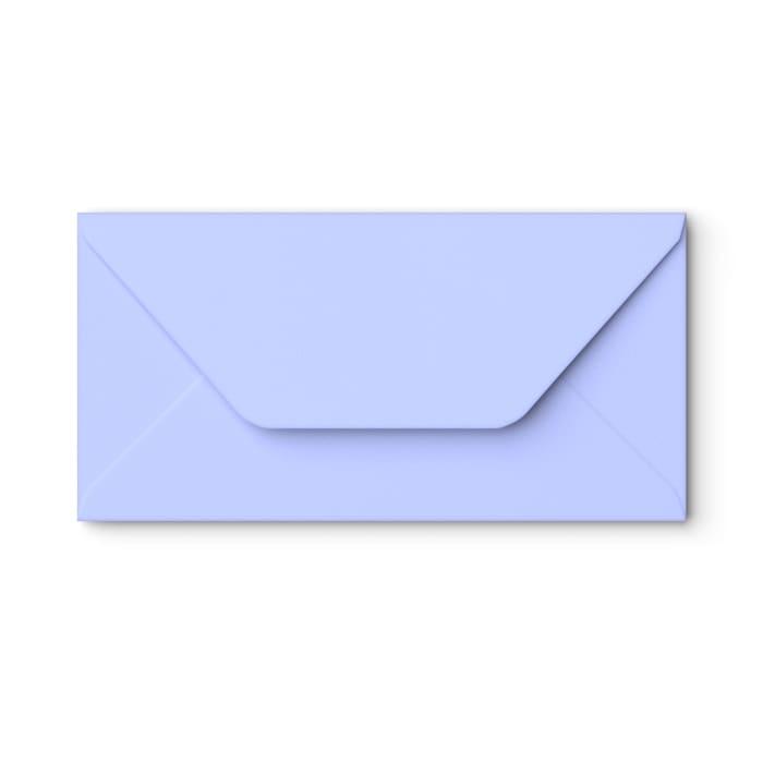 110x220 mm (DL) Busta Blu Grigio