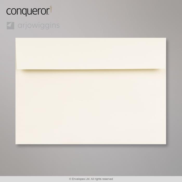 162x229 mm (C5) Koperta kremowa Conqueror