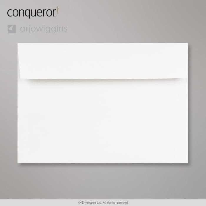 162x229 mm (C5) Briljant Wit Veroveraar Contouren Envelop
