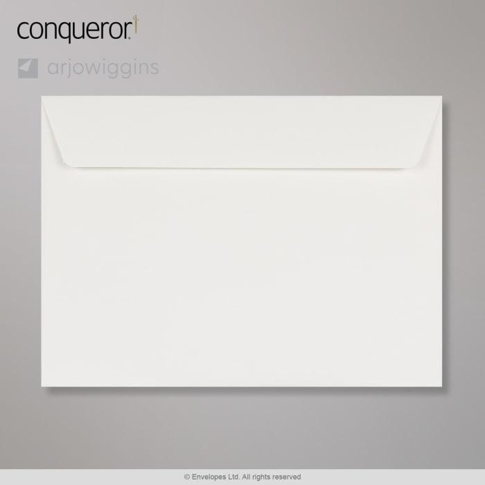 229x324 mm (C4) Busta Conqueror bianchissima