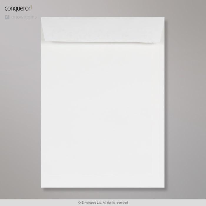 BrillantWeißer Conqueror Briefumschlag 324x229 mm (C4)