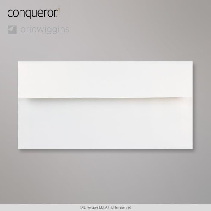110x220 mm (DL) Busta Conqueror polvere oro perlata