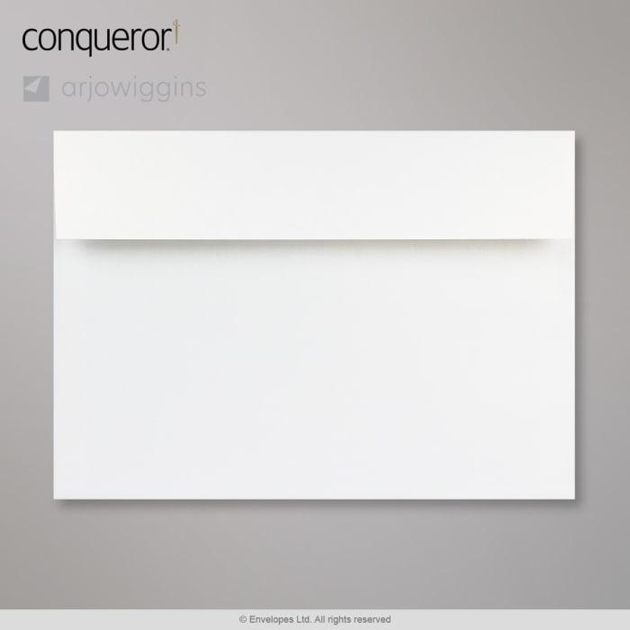 162x229 mm (C5) Oro Conqueror diamante bianco