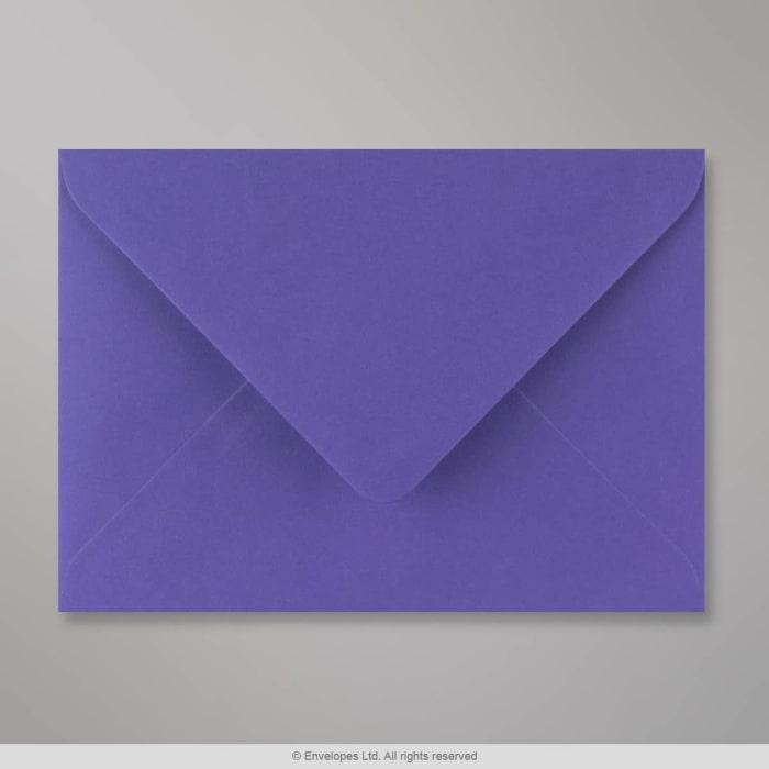 125x175 mm Fioletowo-niebieska koperta