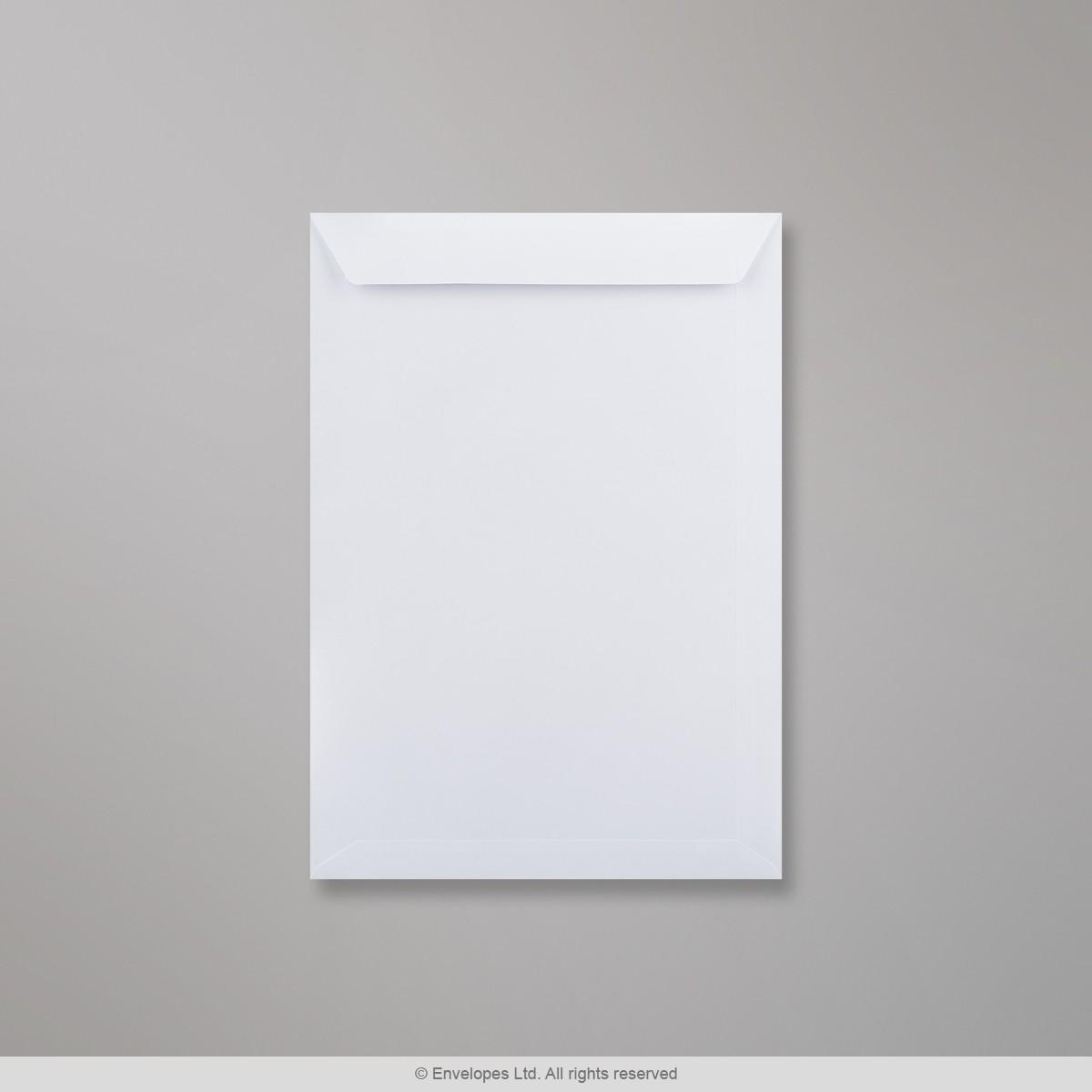 324x229 mm (C4) Vitt kuvert