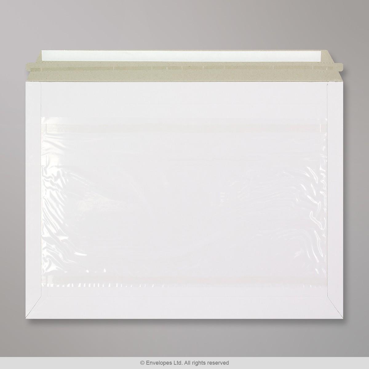 266x353 mm Busta per invio con corriere non stampata