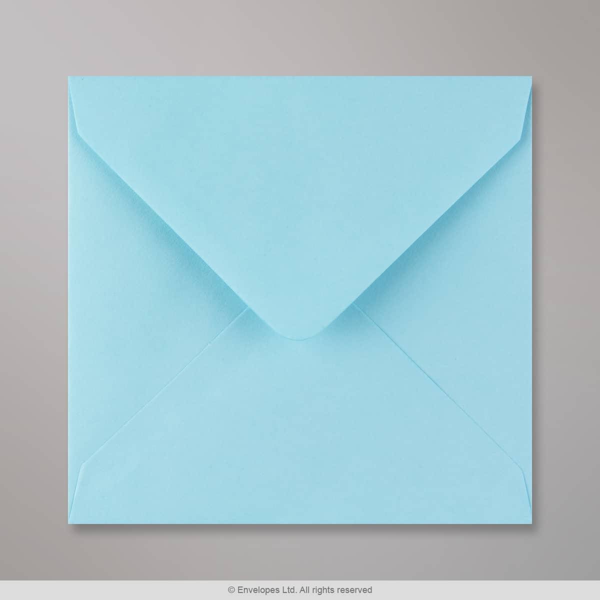140x140 mm Busta Blu Pallido