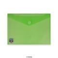 Envelopes V-Lock Green A4+ 335x240 mm Botton Closure