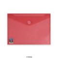 Envelopes V-Lock Red A4+ 335x240 mm Botton Closure